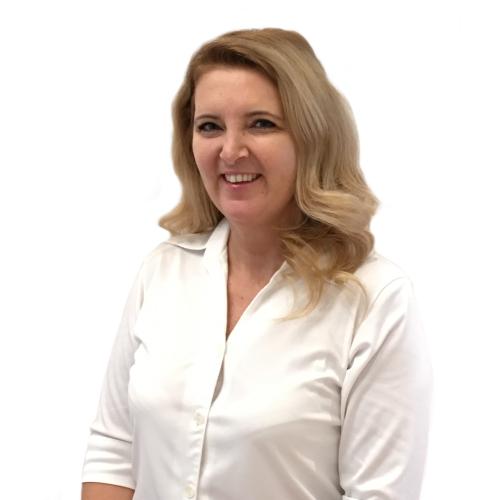 Ordinationsassistentin der Praxis Doktor Eidler Monika Ingrova