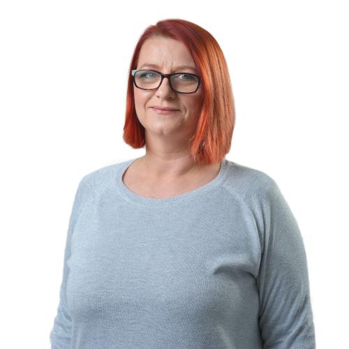 Reinigungsdame der Praxis Doktor Eidler Simona Bojku